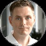 Portrait of Erik Løber